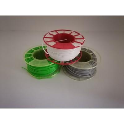 Пробники спецпластиков для 3д принтера по 100гр.