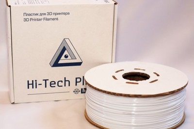 Hi-Tech Plast PET-G 1.75мм 1,0кг.