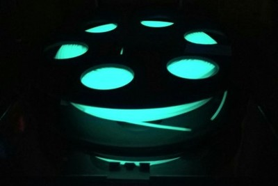 Bestfilament PLA LUMI 1.75mm 0.5kg Светящийся